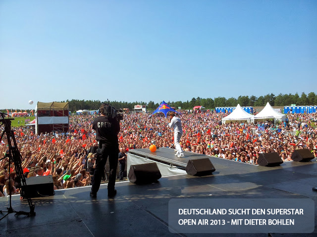 DSDS Open Air 2013
